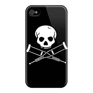 AaronBlanchette Iphone 4/4s Anti-Scratch Cell-phone Hard Cover Custom Colorful Avenged Sevenfold Band A7X Skin [nqS17634uEFy]