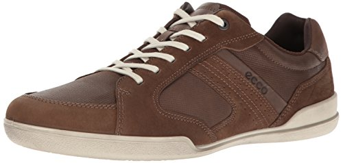 Enrico ECCO ECCO 51764camel Basse Coffee Sneaker Enrico Uomo Braun qRETdwxq