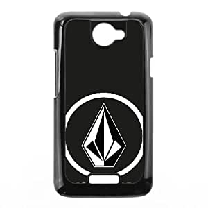 HTC One X Cell Phone Case Black Volcom Qixk