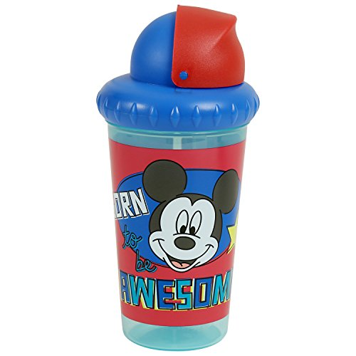 Buy disney mickey mouse straw cup
