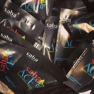 Saba ACE G2 60ct Trial packs (NO DMAA) by SABA