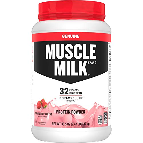 Muscle Milk Genuine Protein