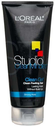 L'oreal Studio Clear Minded Gel, 6.8-Ounces (Pack of 6)