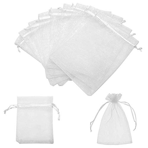 List of the Top 10 small fabric gift bags drawstring 5×7 you can buy in 2019