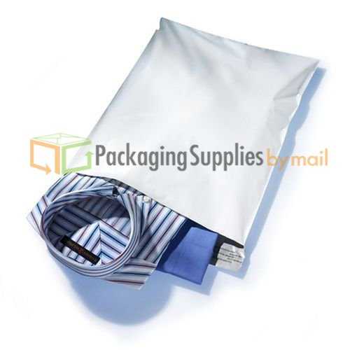 PSBM Brand 4500 14.5'' x 19'' Poly Mailers Envelopes Plastic Shipping Bags 3 Mil by PackagingSuppliesByMail