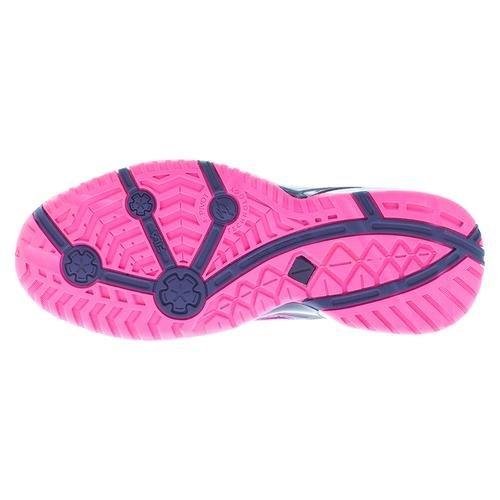5cc5ce07ac71 Fila Women s Cage Delirium Tennis Shoe (Knockout Pink Purple Pennant White)  durable