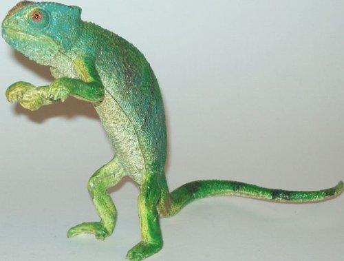 Phil Seltzer Common Chameleon-Lifelike Rubber Replica, 8