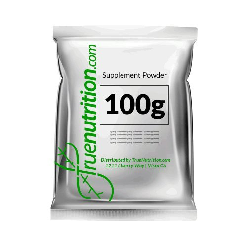 True Nutritional Glutamine Alpha-Ketoglutarate 2:1 Powder (100 Grams) (Grams Powder Glutamine)