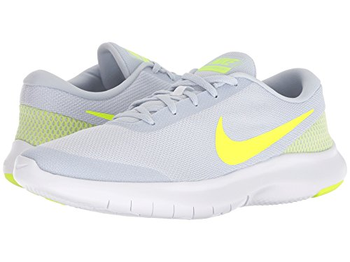 Football NIKE de Flex Homme Multicolore Volt White Grey Experience 7 Chaussures Compétition Running RN 009 rRrqHwv