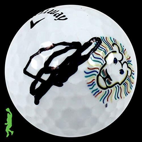 - John Daly Autographed Signed Lion Personal Logo Golf Ball Pga Tour Memorabilia PSA/DNA COA