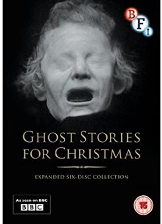 Ghost Stories for Christmas Expanded 6-Disc Collection Box Set DVD