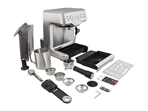 Breville the Infuser BES840XL 1600-Watt Thermocoil...