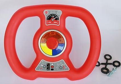 BIG Bobby Car Soundlenkrad Rot Sound Wheel 11029252 Fahrzeuge & Schiffe