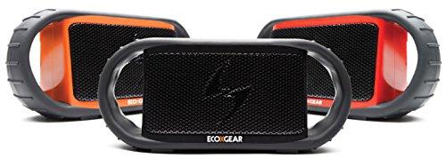ECOXGEAR ECOXBT Rugged and Waterproof Wireless Bluetooth Speaker...