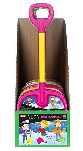 Ideal Sno Toys Neon Sno-Shovel by Ideal