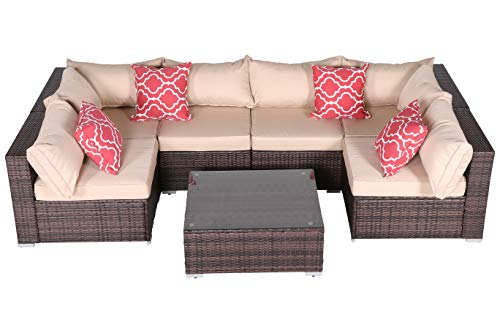 outdoor sectional furniture - 4