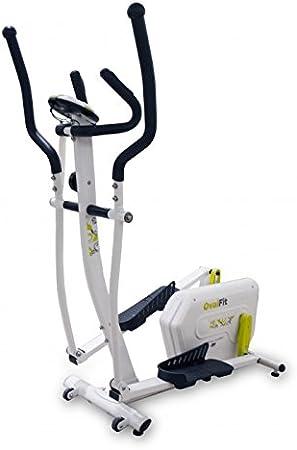 Tecnovita Bicicleta elíptica BH Oval FIT. Compacta. Ideal para iniciarte YF961: Amazon.es: Deportes y aire libre