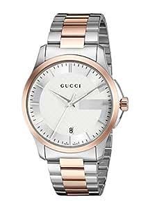 3949f1323b2a7 Reloj Gucci para Hombre YA126447  Gucci  ontarioactiveschooltravel.ca  Relojes Reloj de hombre Gucci Le Marché des Merveilles YA126487 de nylon  rojo y verde ...