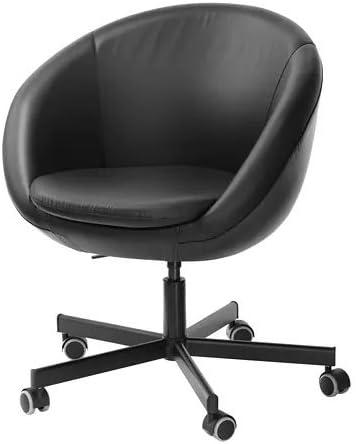 Ikea SKRUVSTA - Silla giratoria, Color Negro: Amazon.es: Juguetes ...