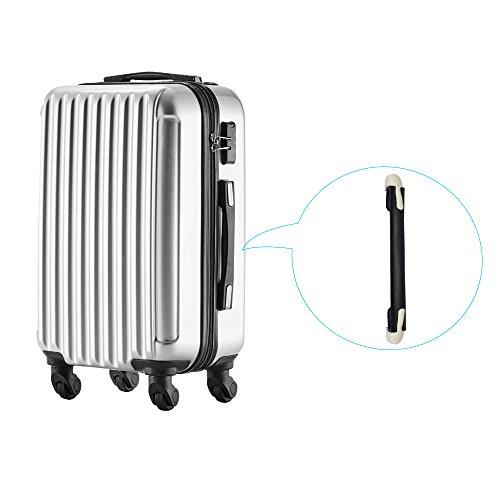 b4c56c09aef Hysagtek Suitcase Luggage Handle Grip Spare Strap Holder Carrying Pull  Handle