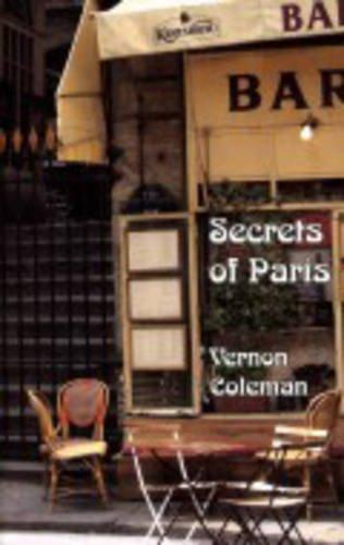 book cover of Secrets of Paris