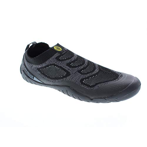 Body Glove Men's Aeon Water Shoe, Black/Dark Shadow, 9