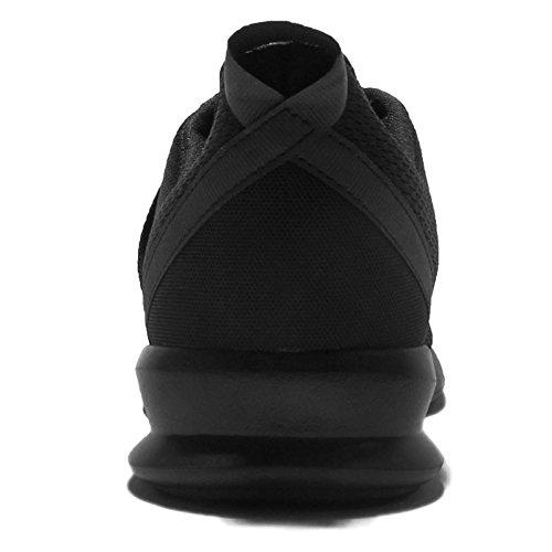adidas Zapatillas de Goma Para Hombre Negro Negro