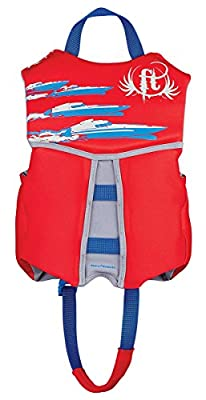 Full Throttle Child Hinged Rapid-Dry Flex-Back Life Jacket