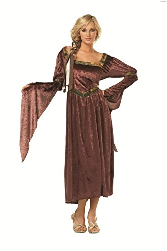 Sultan Plus Size Costume (OvedcRay Renaissance Lady Princess Woman Costume Medieval Faire Juliet Dress)