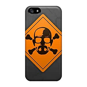 Defender Case For Iphone 5/5s, Breaking Bad Skull Pattern