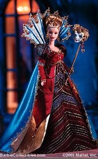 Barbie Venetian Opulence Masquerade Gala Collection 12'' Figure by Barbie