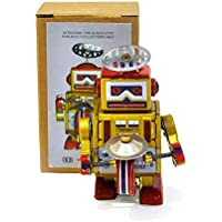 FANMEX - Fantastik - Robot Antena hojalata diseño