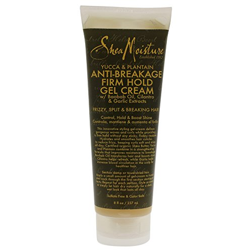 Shea Moisture Yucca Plantain Strong Hold