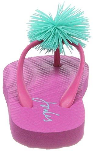 Tom joule Y_jnrflipflg, Chanclas Para Niñas Pink (Parisian Pink)