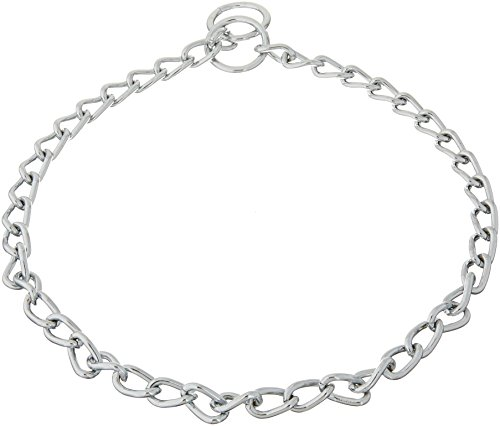 Chain Link Petmate Mighty (Petmate Heavy Weight Collar, 4mm by 30-Inch)