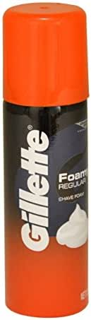 Shaving Creams & Gels: Gillette Foam
