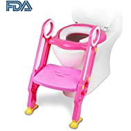 [FDA Certified] Ostrich Toilet Step Trainer Ladder for...