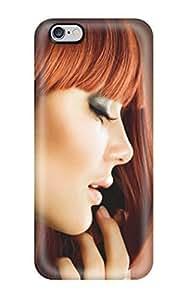 Hot Design Premium AWbdUPU13558ymJOA Tpu Case Cover Iphone 6 Plus Protection Case(babe Women)