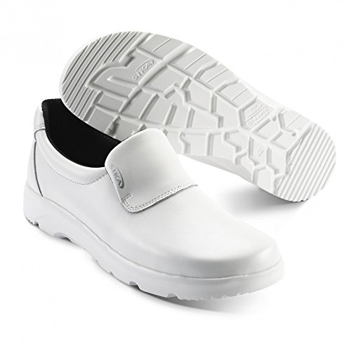 OptimaX slipper weiß O2 + SRA + BGR 191