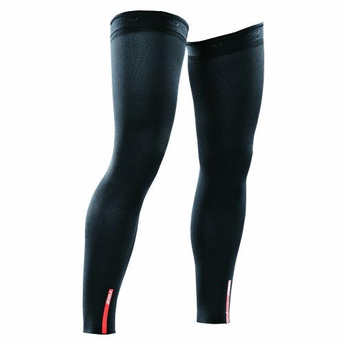 f8f7b1211a 2XU Recovery Compression Leg Sleeves (Black, Large) - Import It All