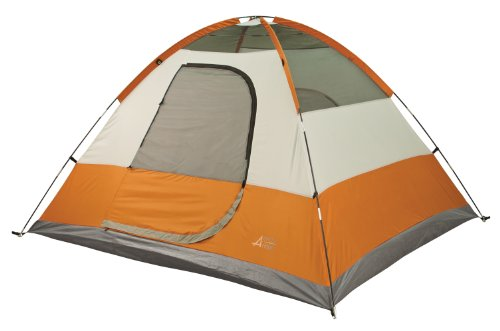 Cedar Ridge Rimrock 4 Tent (7-Feet x 6-Inch x 8-Feet x 6-Inch), Outdoor Stuffs
