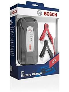 bosch c3 batteria completamente