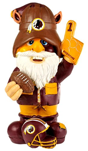 NFL Washington Redskins Thematic Gnome - 2nd (Nfl Garden)