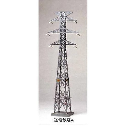 Scene collection scene accessories 084 transmission line tower ()
