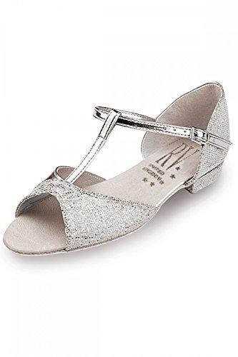 Roch Valley Argent Staceys Salon chaussures Danses De w6xgCw0q