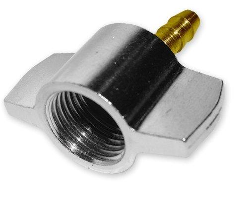 Fl/ügelmutter M16 f/ür 8mm Druckluftschlauch