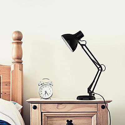 lámpara de escritorio Lectura de la lámpara de escritorio LED ...