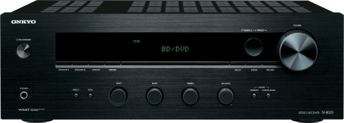 Onkyo TX-8020 2 channel Stereo Receiver (Best Hdmi Stereo Receiver)