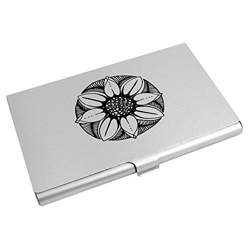 Holder Card Business Wallet Azeeda Credit CH00012672 'Pretty Flower' Card xYUWWnHzIq