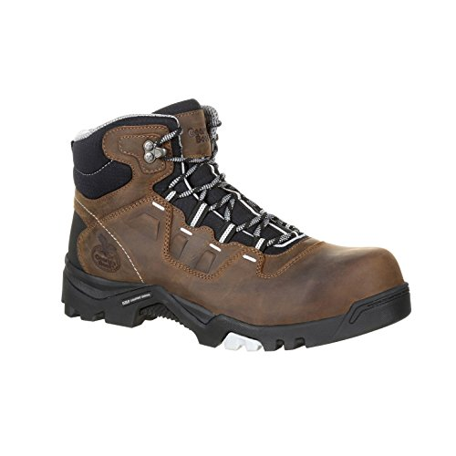 "Georgia Boot Men's 5"" Amplitude Composite Toe Waterproof Work Boot-GB00216"